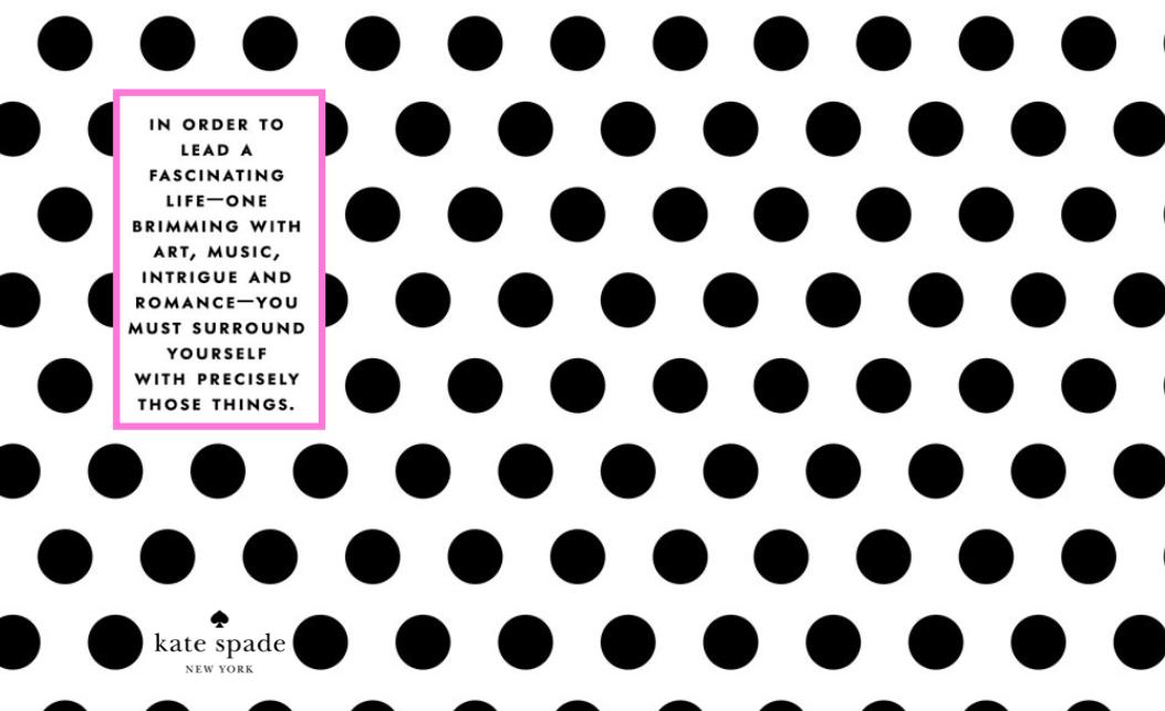 Kate Spade Desktop Backgrounds - drive.cheapusedmotorhome.info