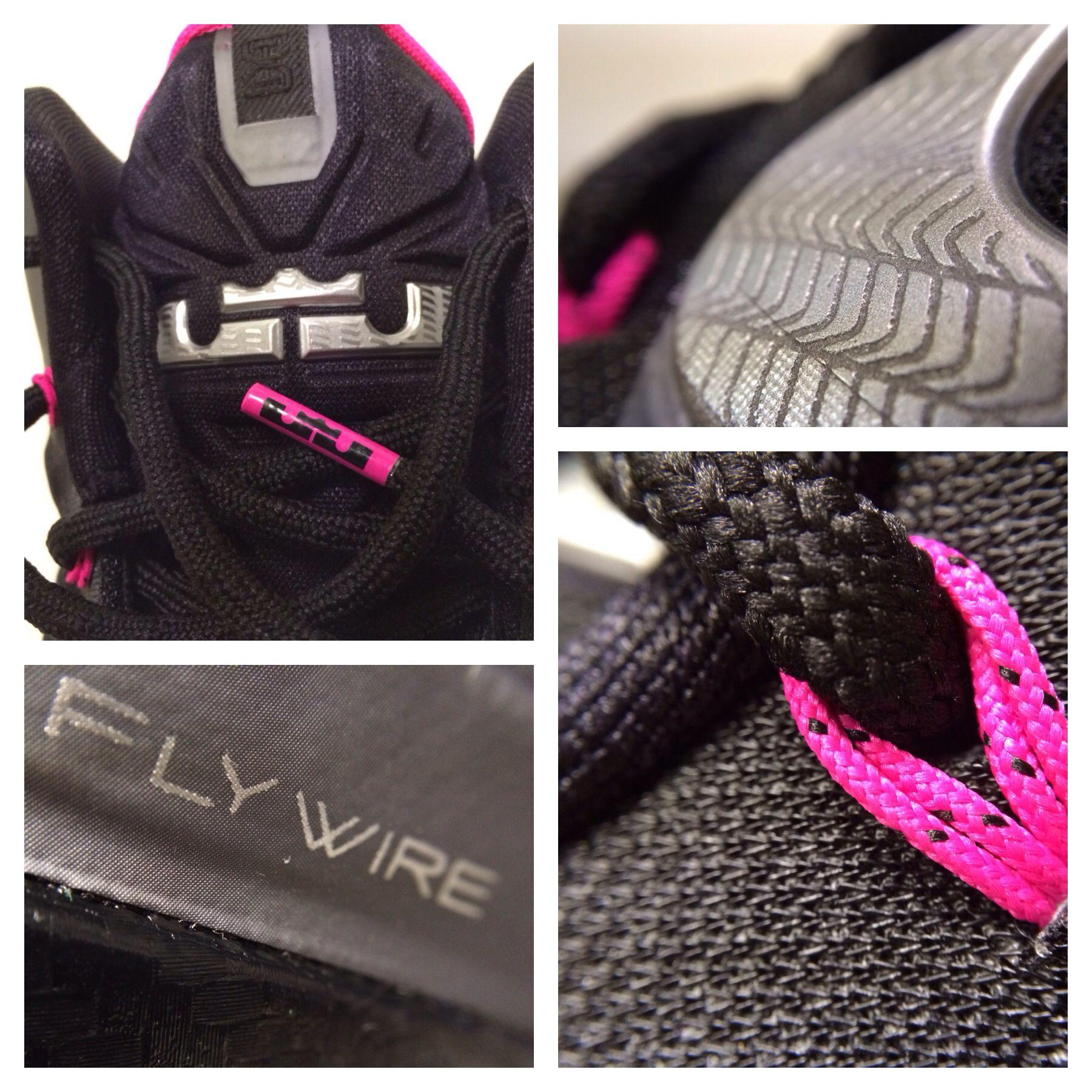 "Available 12/14/13- Nike Lebron XI ""Miami Nights"" (MNS, GS)- Blk/ Mtllc Slvdr #jimmyjazz #trendingnow #nike #lebron11 #miaminights #igsneakercommunity #Lebronjames jimmyjazz.com"