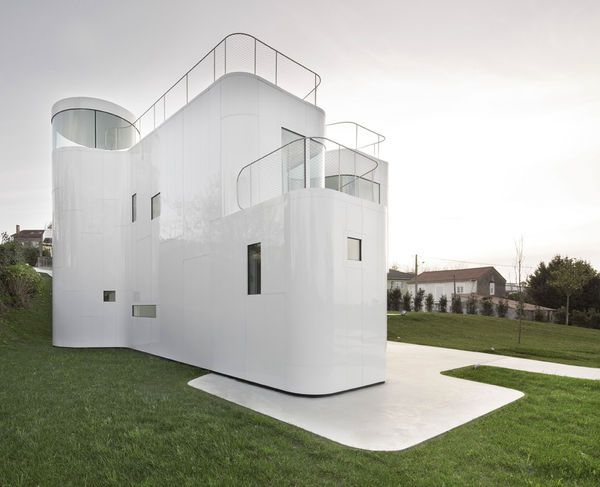 chic contemporary castles | modern castle, castles and