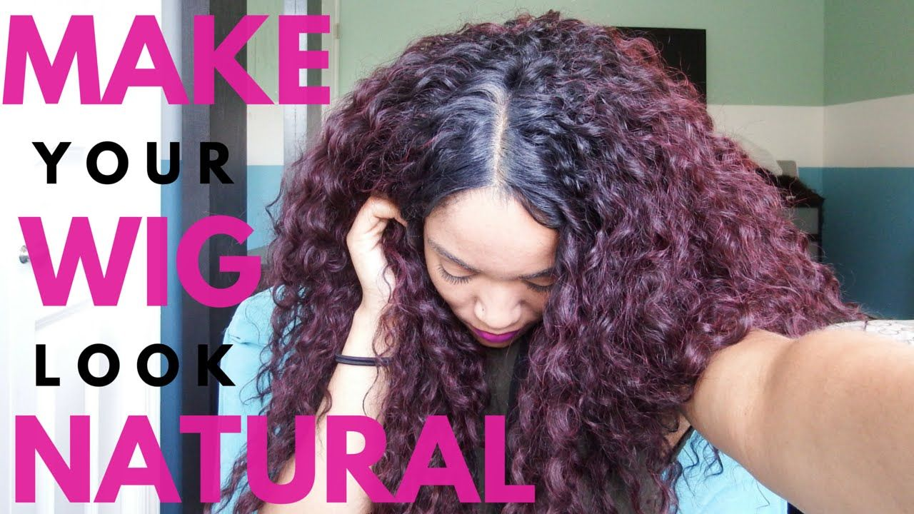 How To Make Your Synthetic Wig Look Natural Kitron Wig Review Wigs Beautiful Wigs Wig Hairstyles