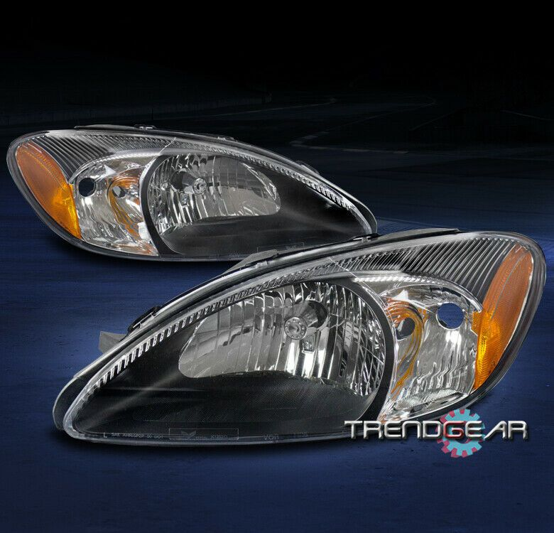 Ad Ebay For 00 07 Ford Taurus Crystal Replacement Style Headlight