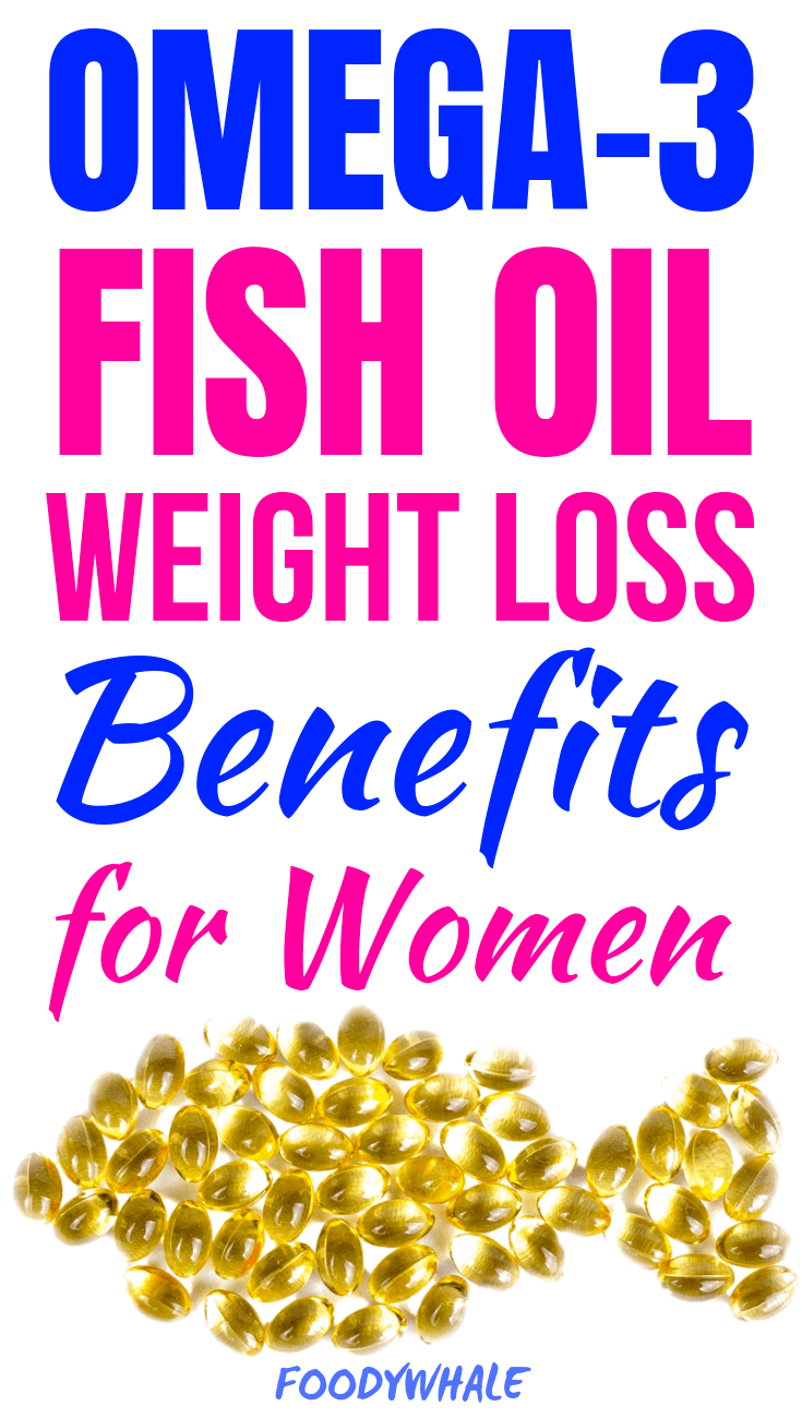 do fish oil pills help weight loss
