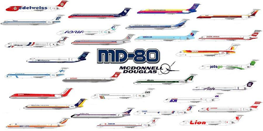 MD-80 WEBSITES - Super 80/DC-9 Web Forums - Page 1 | Airplanes