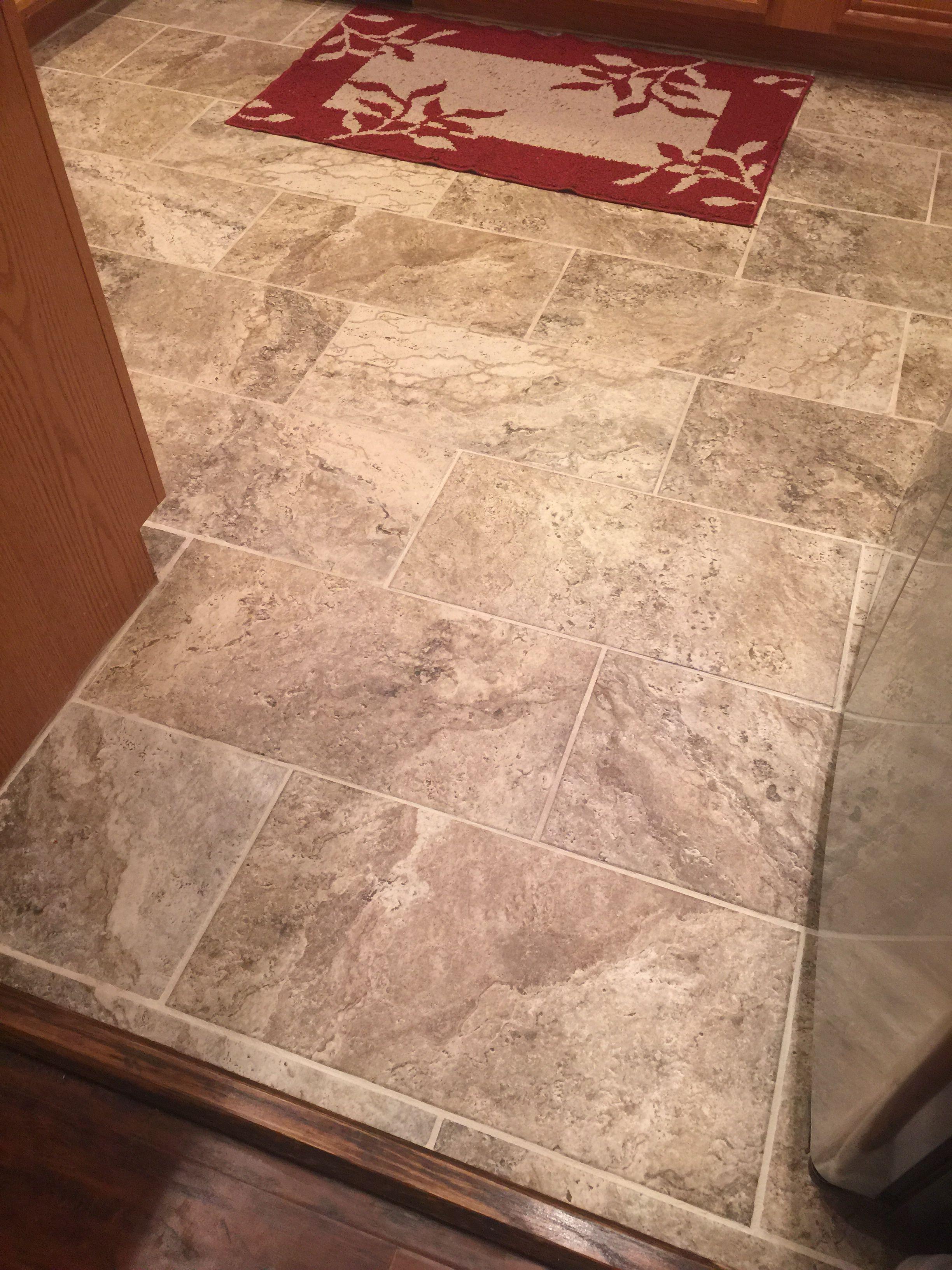 subway porcelain tile floors in marazzi