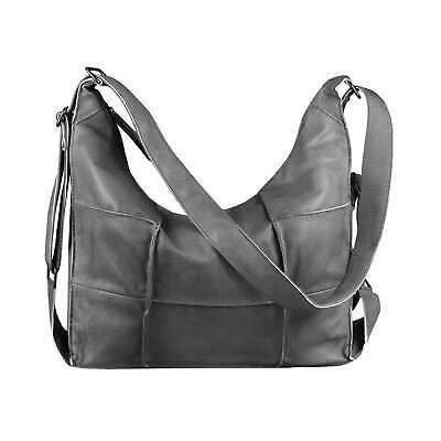 Photo of buy ITALYSHOP24.COM DAMEN TASCHE SHOPPER Umhängetasche Schultertasche Leder Opt…