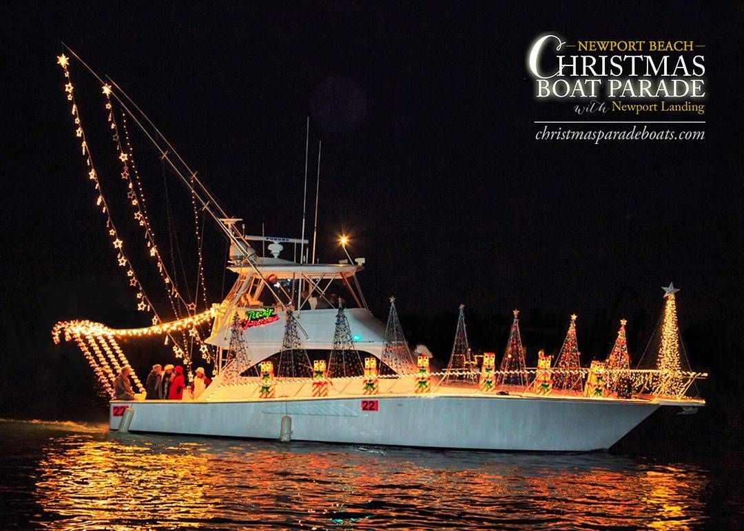 Experience Newport Harbor In Full Holiday Décor Aboard One Of Our Decorated Vessels On A 75 Minute Lights Cruise View Multi Million Dollar Estates