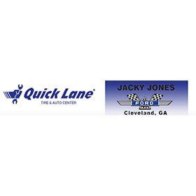 Jacky Jones Ford Cleveland Ga >> Quick Lane At Jacky Jones Ford Cleveland Ga Georgia