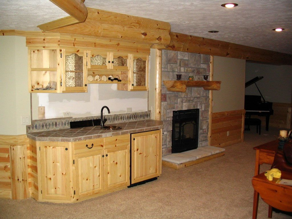 Man Cave Kitchen Ideas : Man caves my dream space pinterest wall bar and pine