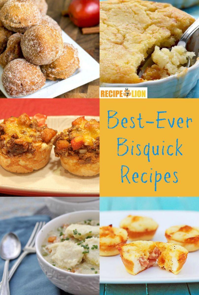 Bisquick Recipes Everyday