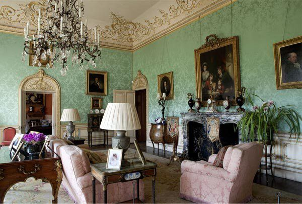 Castle Interior Design Set downton abbey interior decor behind the set drawing room highclere