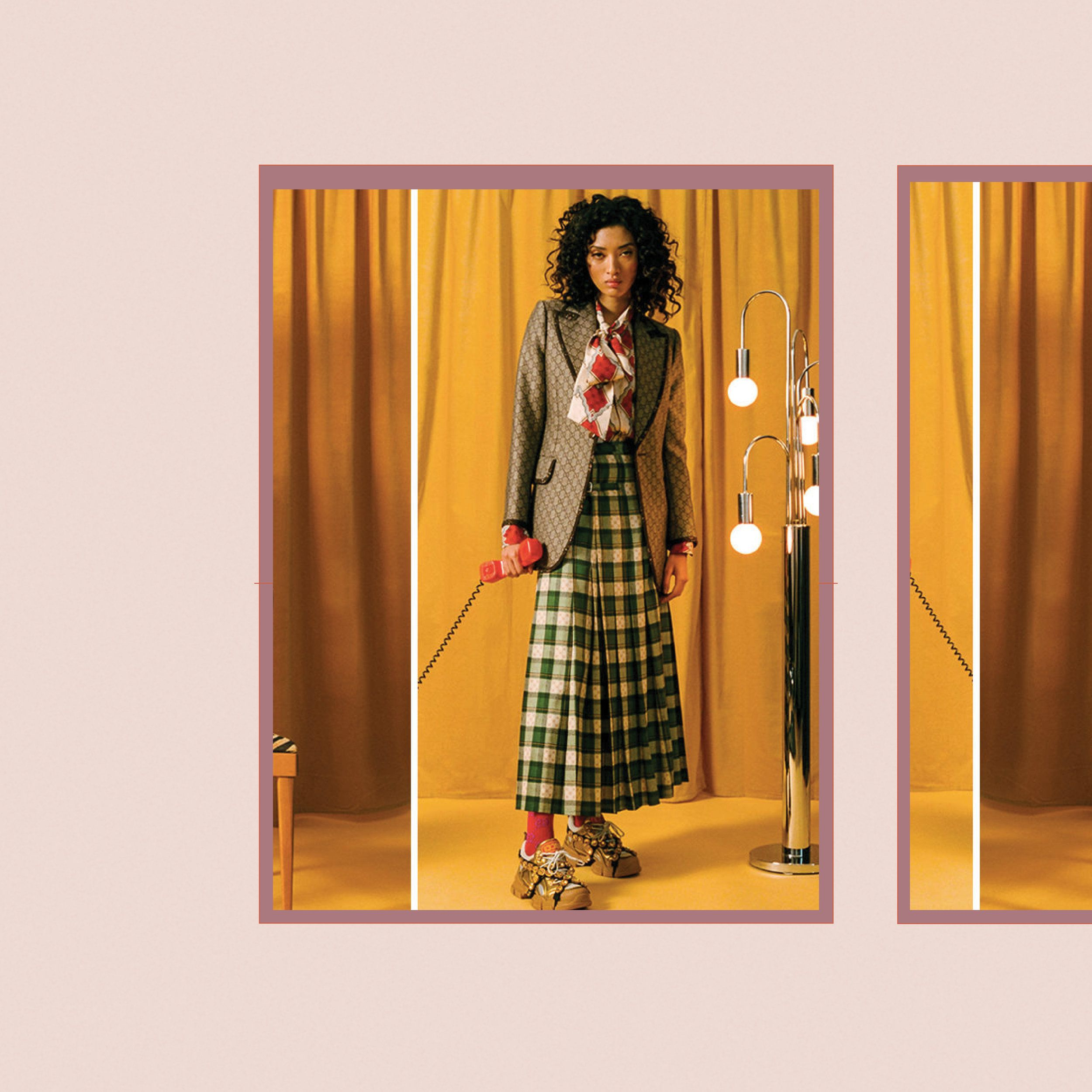 61afebc31ce Gucci Continues to Bolster Its Rhyton and Flashtrek Silhouettes for Cruise  2019 Collection  GucciVintage  Rhyton  Flashtrek  Silhouettes   CruiseCollection ...
