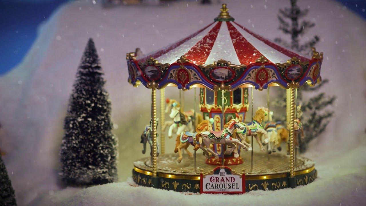 Lemax 2018 Christmas Village Michaels YouTube Lemax