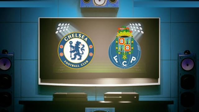 Uefa Champions League Live Watch Live Chelsea Vs Porto Streaming Champions League Live Uefa Champions League Chelsea Football Club