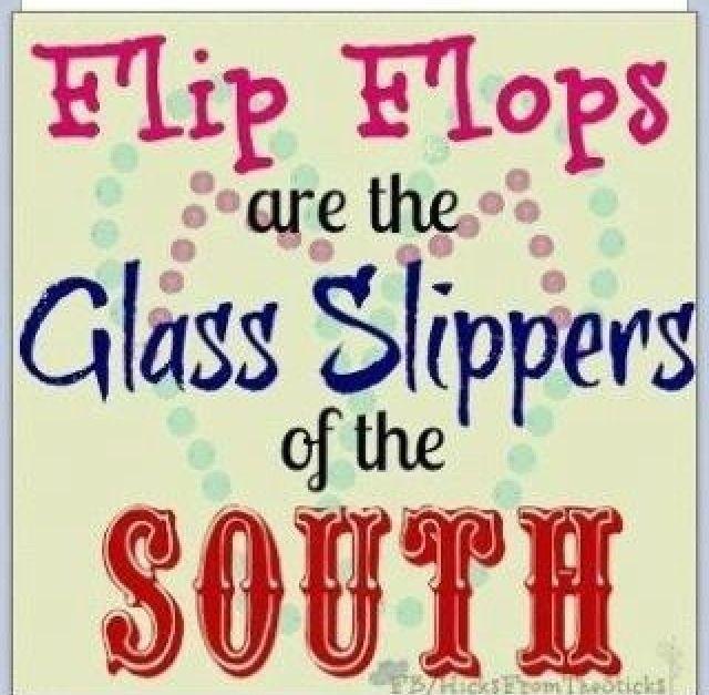 I do love my Flip Flops!