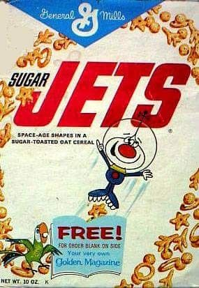 Jets Cereal Retro Cereal Oat Cereal Kids Cereal Cereal Recipes