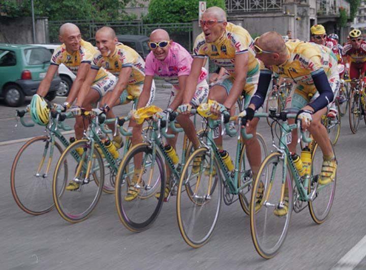 Team Mercatone Uno - Bianchi