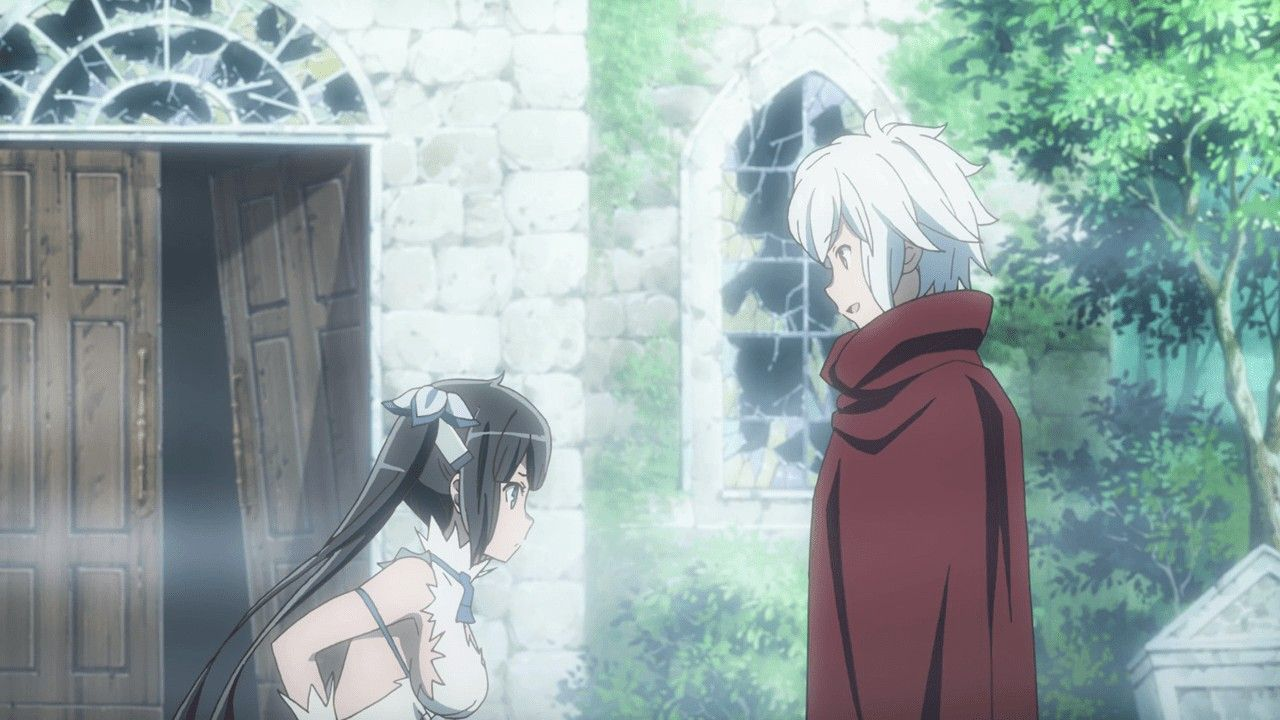 Episode 10 Pass Parade Procession of Monsters Danmachi