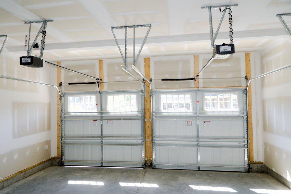 Garage Door Opener Installation Cost Http Undhimmi Com Garage Door Opener Inst Garage Door Opener Installation Garage Door Installation Garage Door Springs