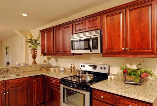 Wall Cabinets And Base Cabinet Alignment Temporary Support Rail To Th Walnut Kitchen Cabinets Refacing Kitchen Cabinets Cost Kitchen Cabinets And Countertops