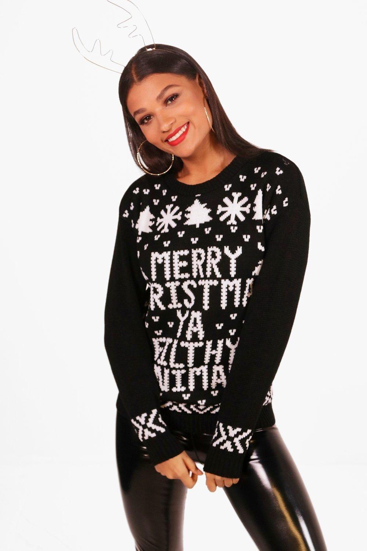 15++ Merry christmas ya filthy animal sweater ideas