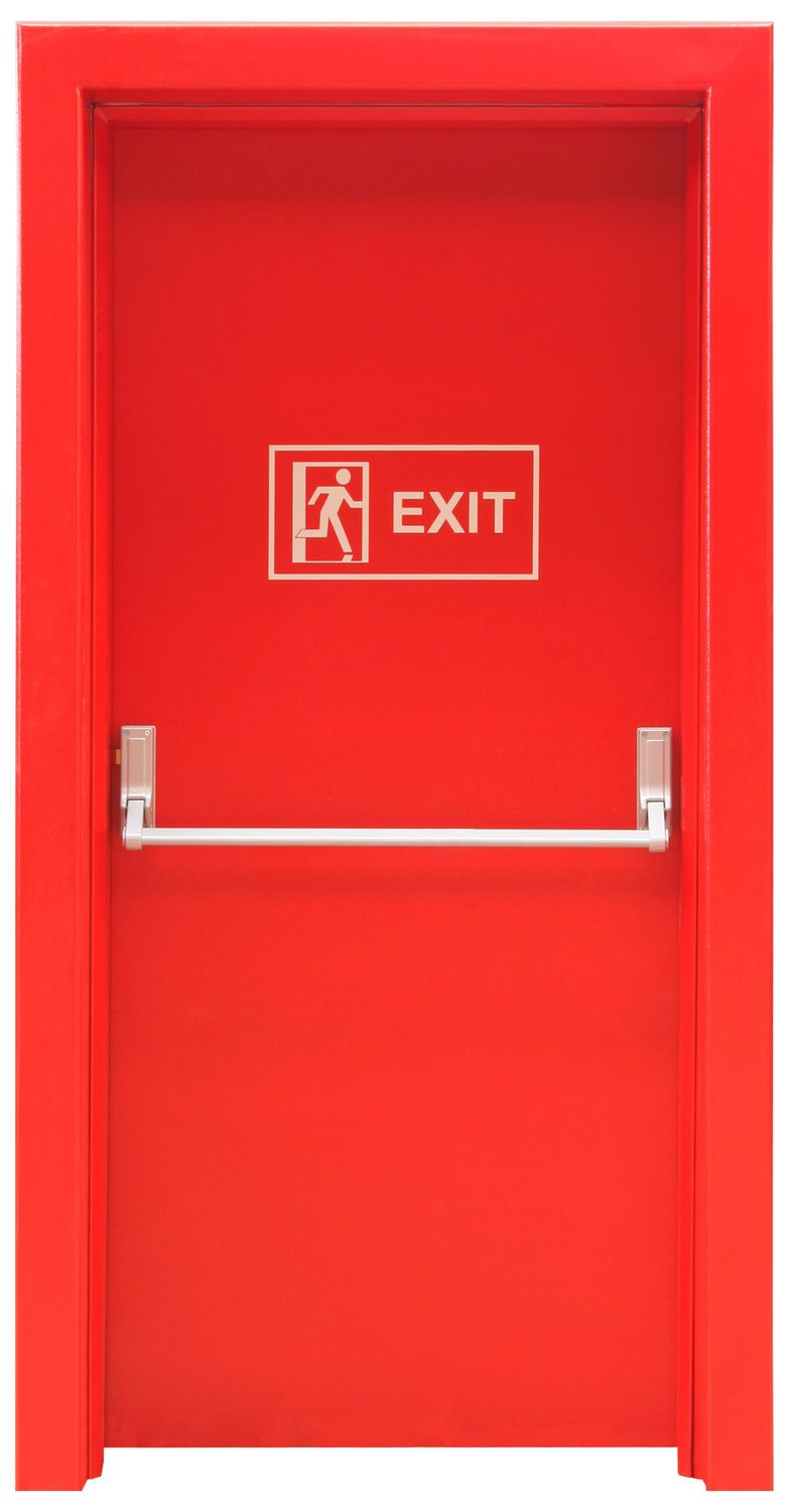 Fire doors can be crucial to saving your life, but only if they ...