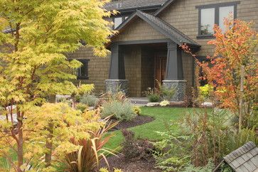 Pacific Northwest Landscape Ideas | Northwest Style Front Yard. Design Ideas,  Pictures, Remodel, And Decor | Gardening | Pinterest | Yard Design, ...