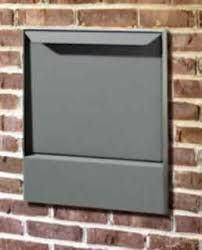 Image Result For Through Wall Parcel Drop Box Mail Boxes
