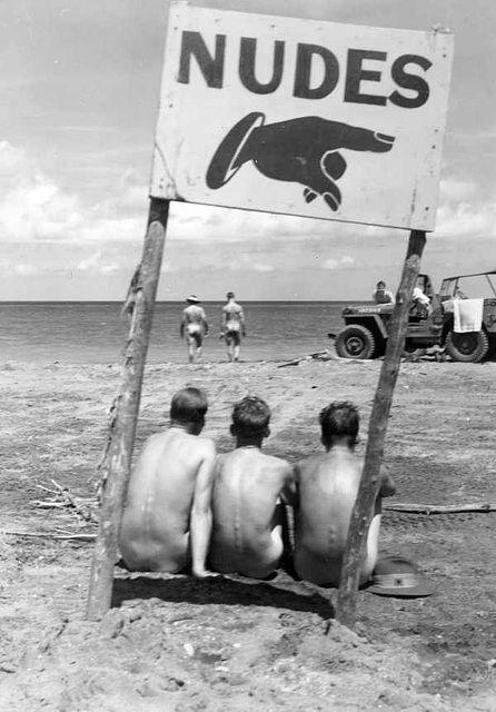 australian army naked nude
