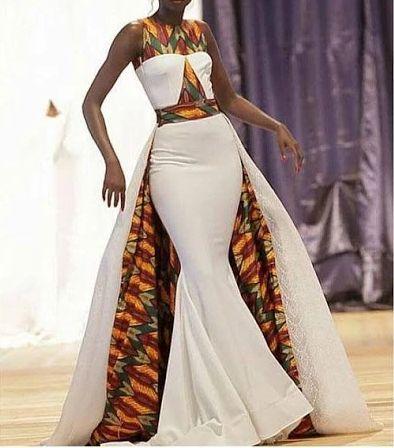 Jadoreafrica Afrikanisches Kleid mit Cape / Afrikanische Kleider / Afrikanisches Maxi #afrikanischehochzeiten