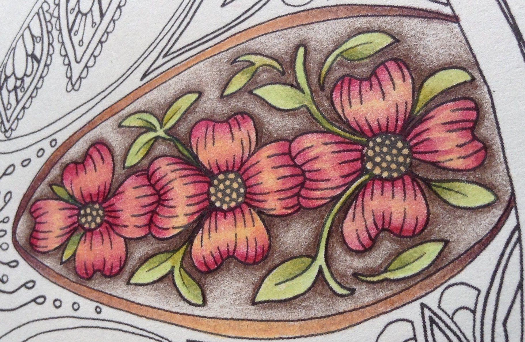 Colored By Julie Bouve