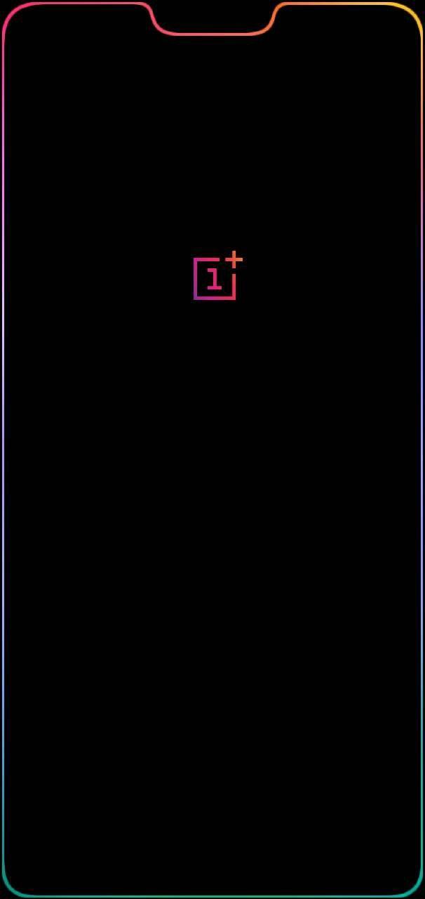 1 1080x2280 Border Light Frame Oneplus Wallpapers Screen Wallpaper Hd Background Hd Wallpaper