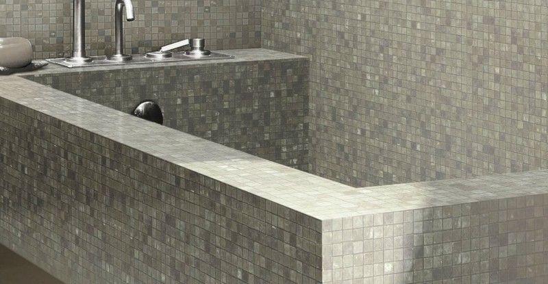 Vasca Da Bagno In Cemento : Vasche da bagno in muratura design e praticità bagni bagni in