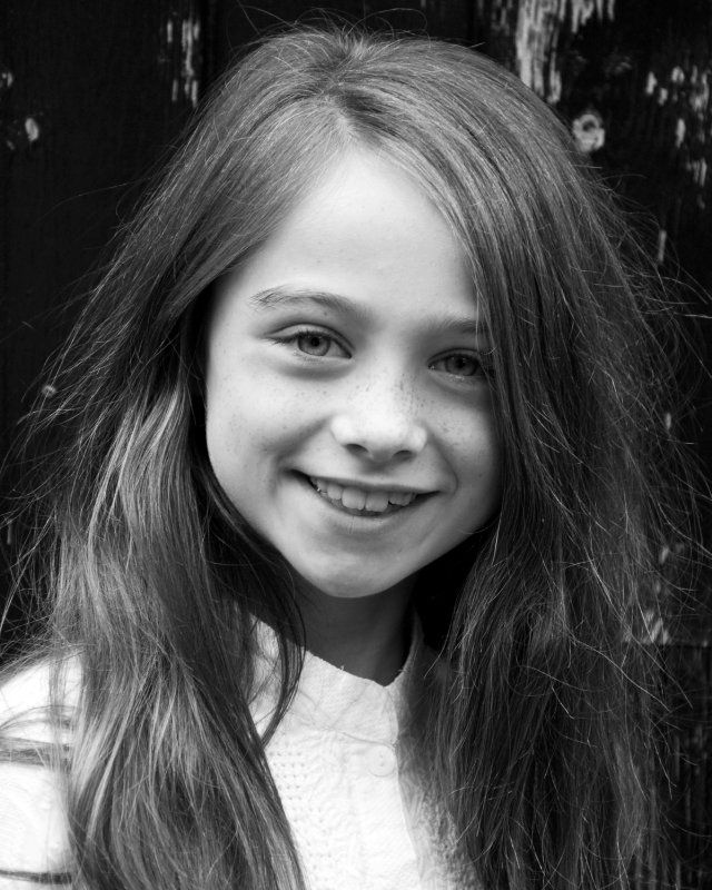 Raffey Cassidy Played The Young Snow White In The Film