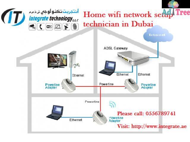 Computer Dubai, Home Office wifi extender booster setup internet ...
