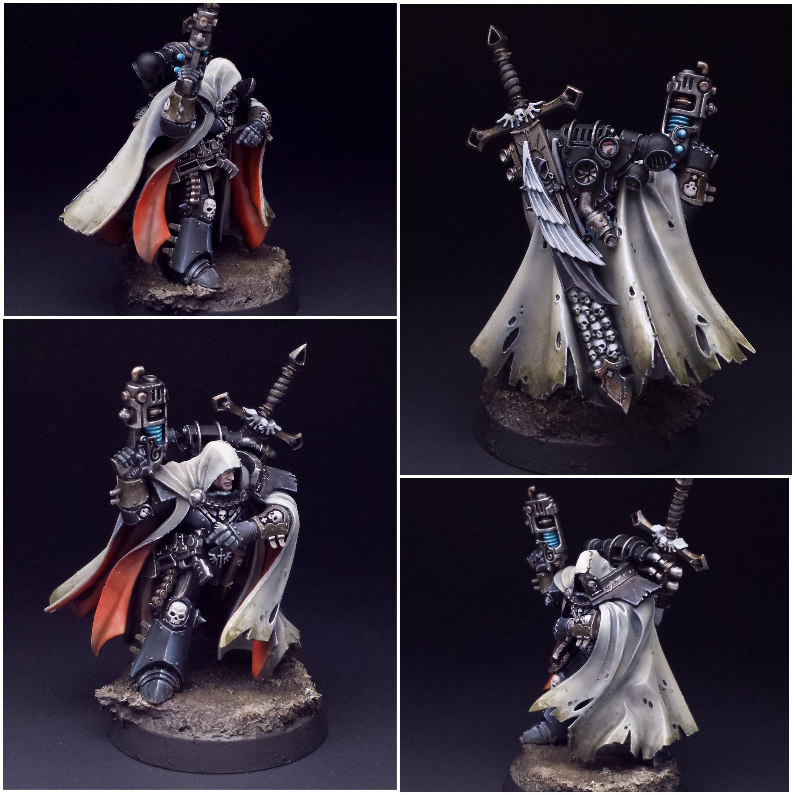 Cypher from Triumvirate of the Primarch | Gaming Miniatures