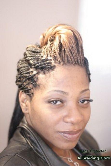 Micro Braids Updo Hairstyles Braided Hairstyles Updo Bob Braids Hairstyles Hair Styles