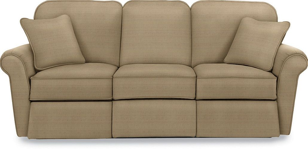 Lazy Boy Sofa With Built In Recliner Reclining Sofa Burgundy