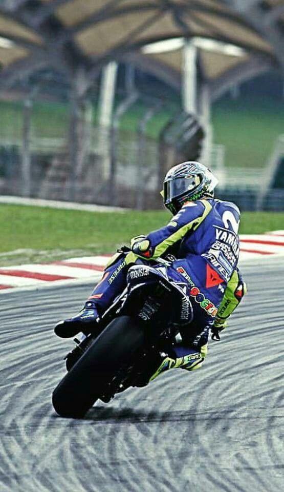 Valentino Rossi Sepang Test AGV