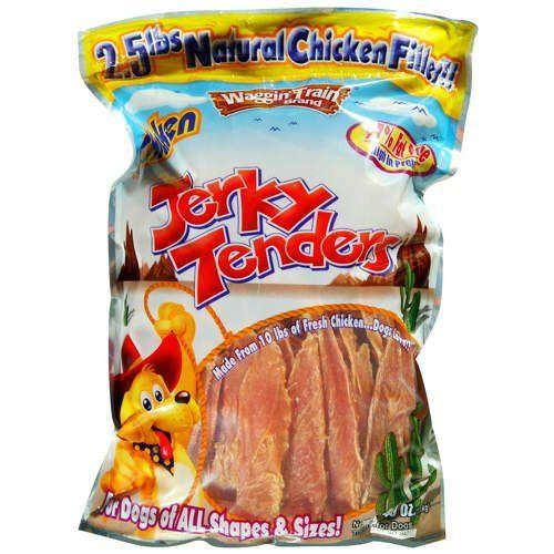 Waggin Train Chicken Jerky Tenders 40oz Dog Food Advisor Jerky