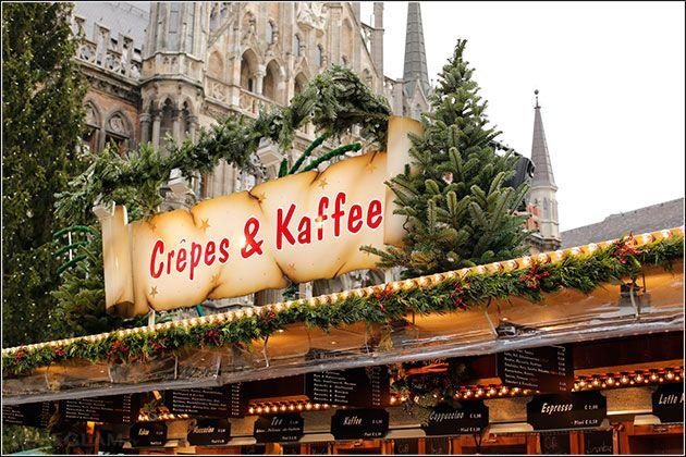 Marienplatz Weihnachtsmarkt.Münchener Weihnachtsmarkt Am Marienplatz Bilder Christkindlmarkt