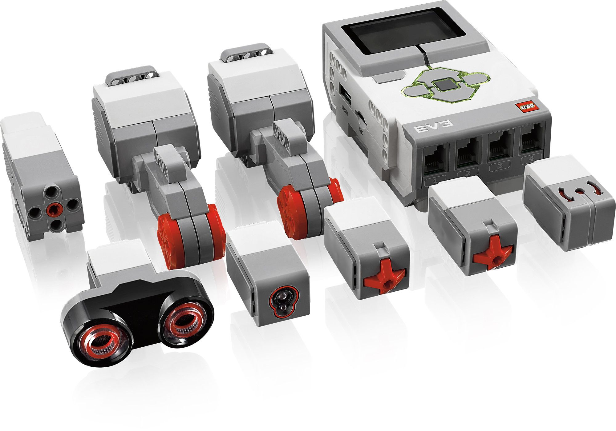 What Is Different Between The Ev3 Home And Educational Sets Lego Mindstorms Lego Lego Technic