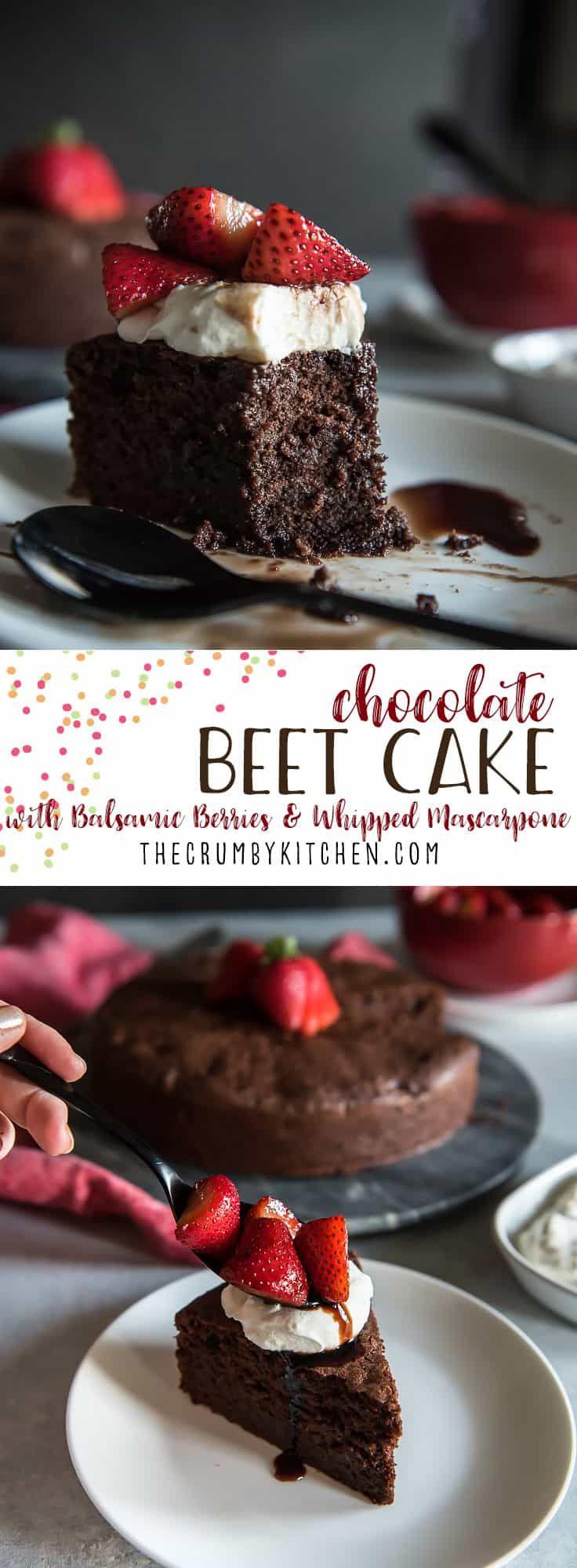 A dense rich cake hiding a very subtle veggie secret