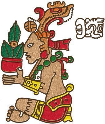 Yum Kaax Lord Of The Forests In Yucatek And Is The Maya