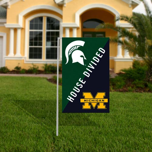 Michigan State Spartans Vs Michigan Wolverines House