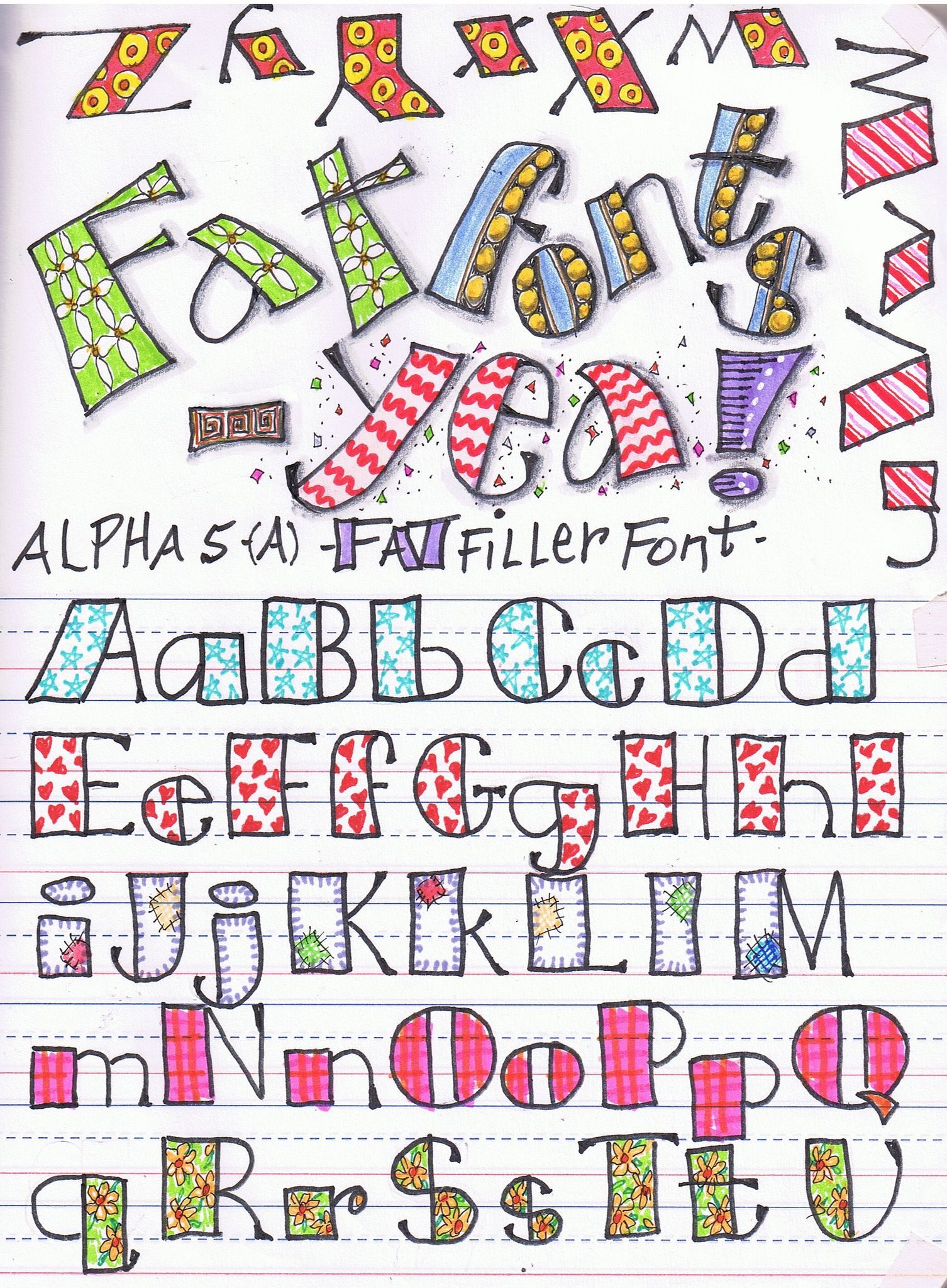 alpha5 - fat | my finds | pinterest | lettering, fonts and hand
