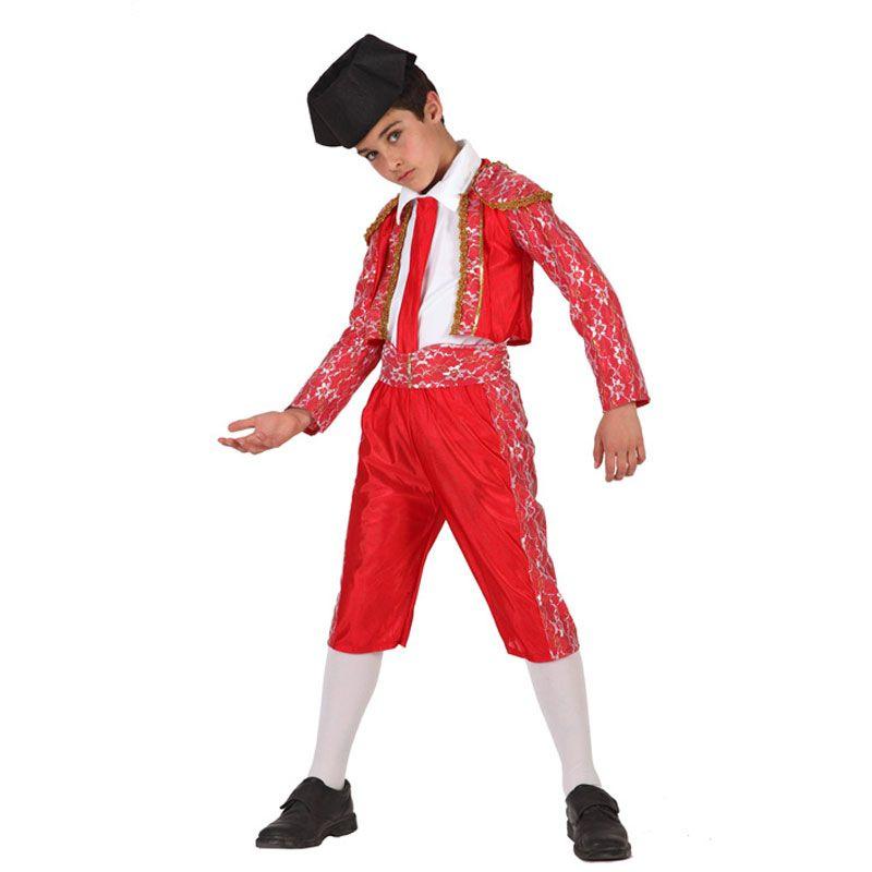 Castizo y divertido disfraz para fiestas de verano o cumpleaños. Disponible en varias tallas. #disfraces #feriadeabril