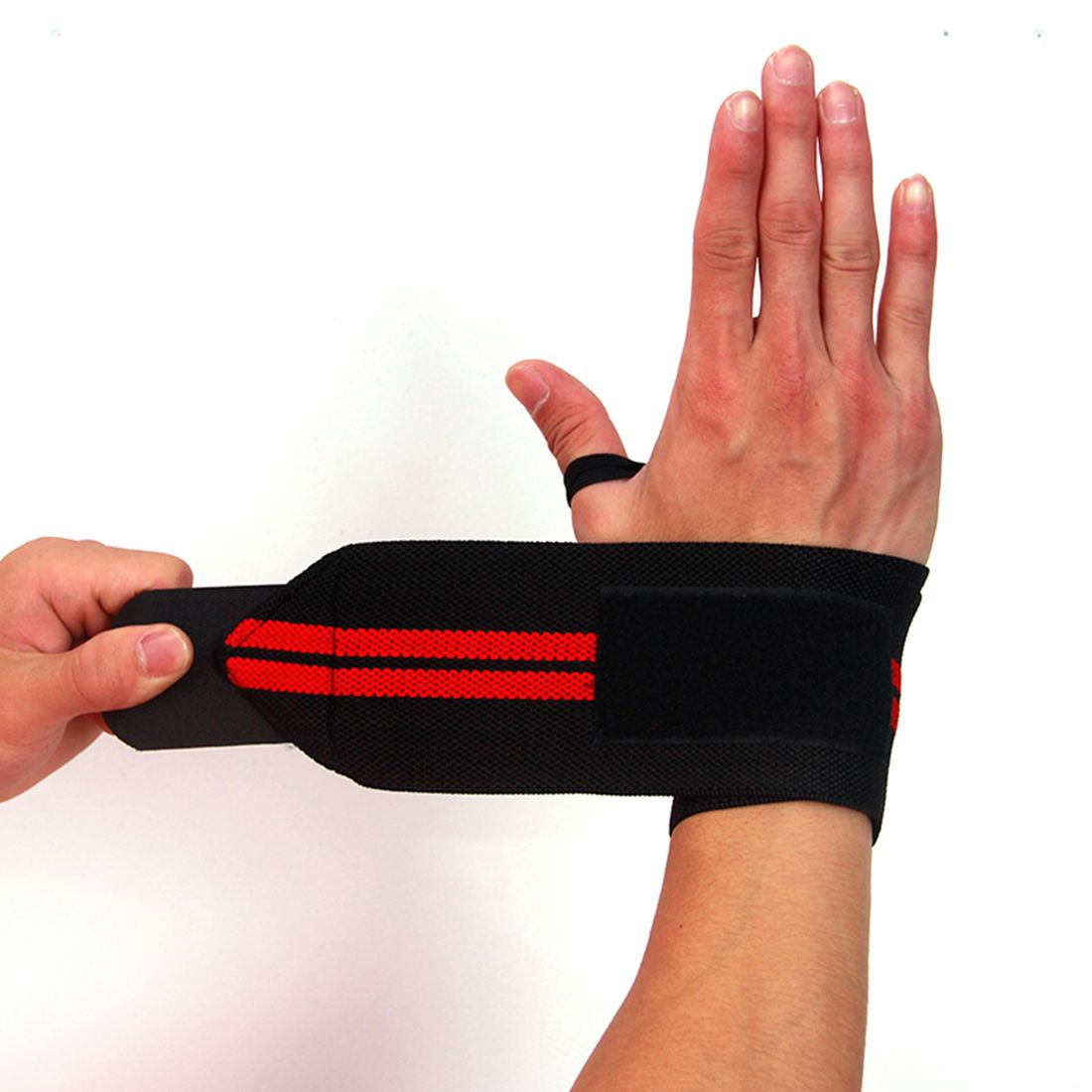 Fitness Hand Support Straps Exercise Gym Sports Bandage Weightlifting Wrist Wrap