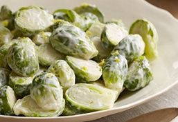 Free WW Recipes - Lemon-Glazed Brussels Sprouts