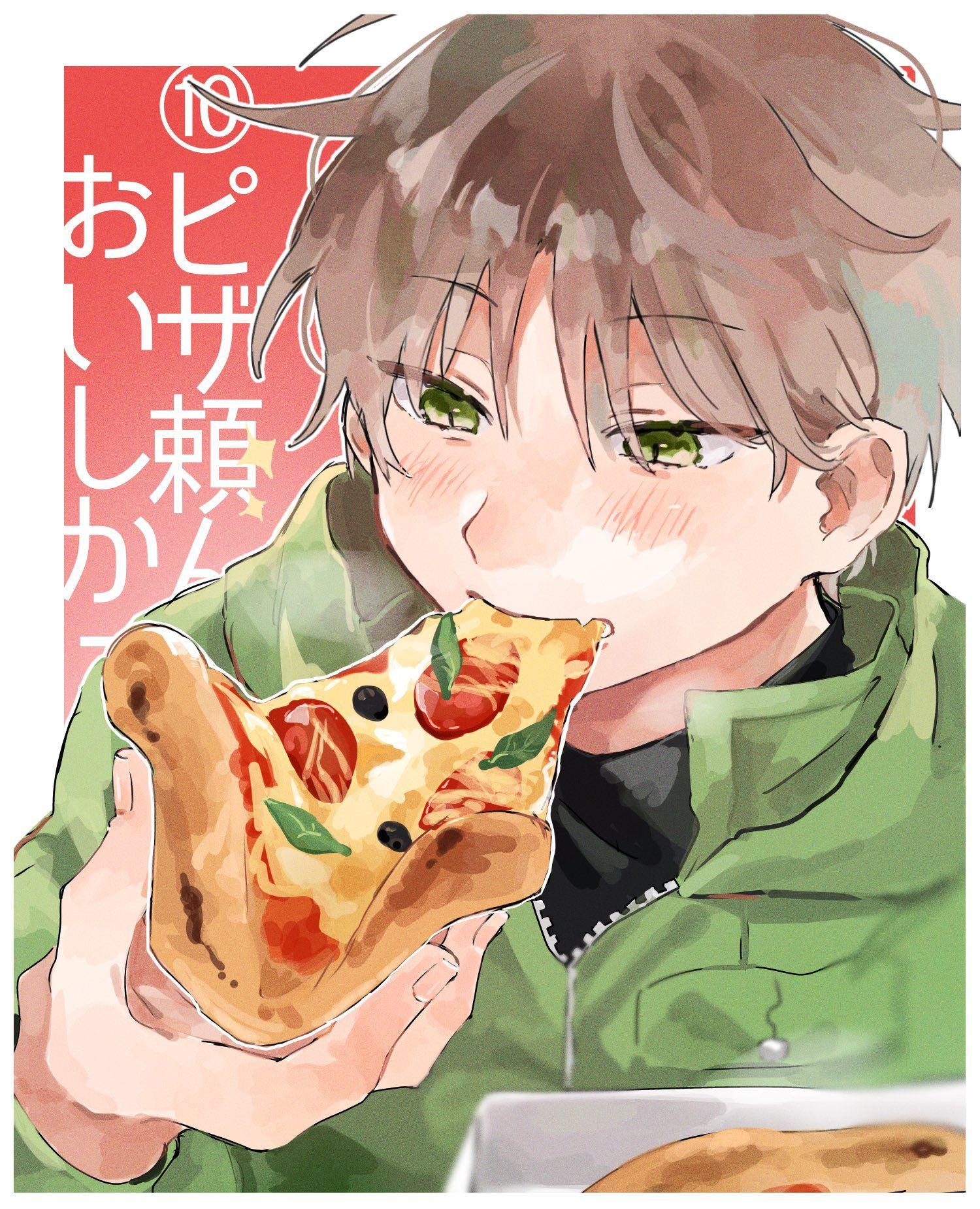 ちむ on twitter illustrations and posters anime boy digital artwork