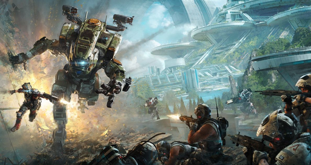 EA lays out three month DLC plan for 'Titanfall 2', promises more to come
